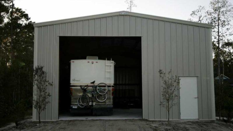 25499-RV-Storage-Steel-Building-30x40-Residential-Gray-OrmondBeach-FL-UnitedStates-4