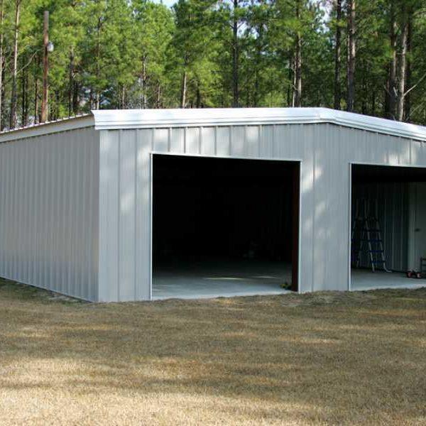 Farm Equipment & Tool Storage Building : 25655