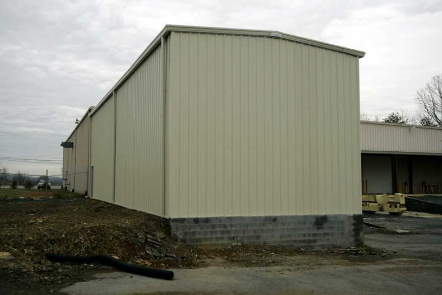 Collision Center Warehouse 25789 Allied Steel Buildings