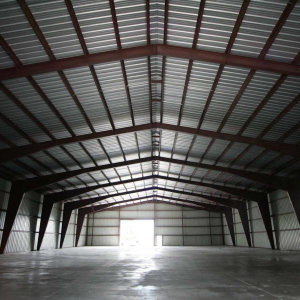 Moon River Marine Corporation Steel Building : 25796