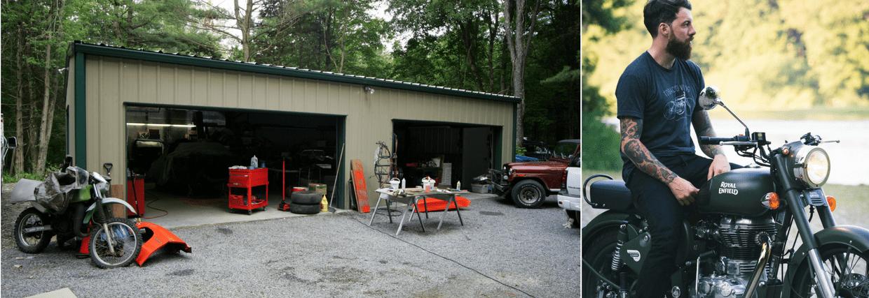 Build Spacious, Damage-Resistant Auto Shops with Steel Building Kits!
