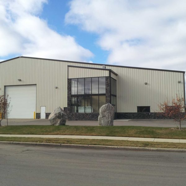 Dymark Industries Commercial Steel Building : 92796 (A)