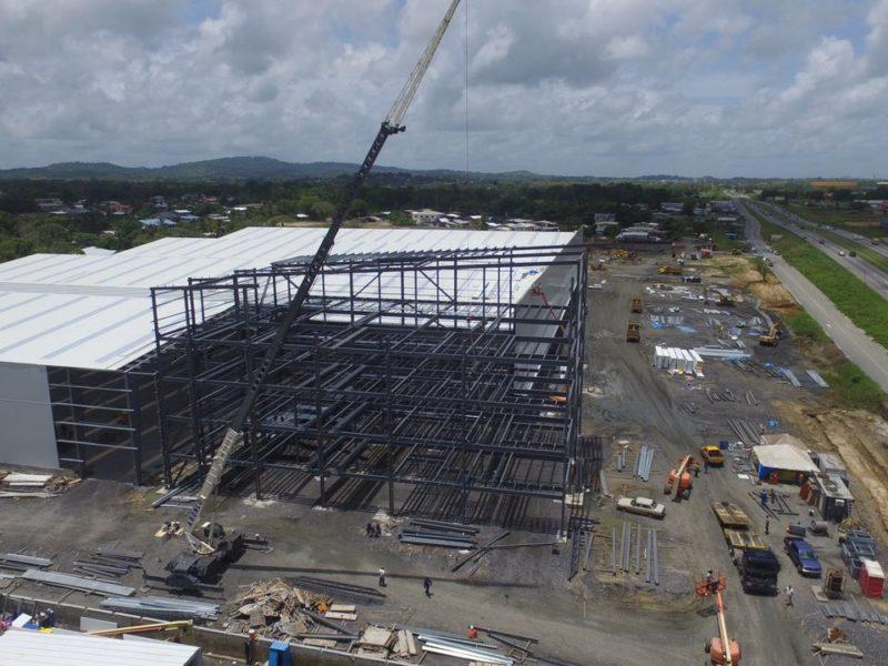 Steel Building vs concrete