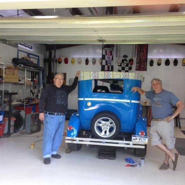 Project Car Steel Building Workshop : 300529