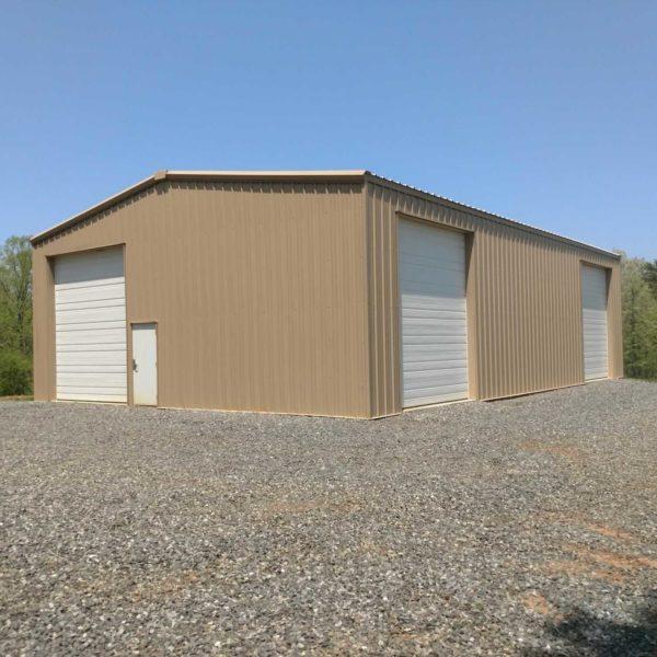 Workshop Steel Building : 300892