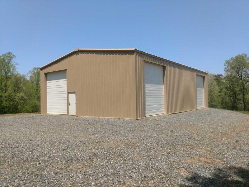 300892-Workshop-Steel-Building-40x60-Agricultural-Tan-undefined-NC-UnitedStates-1
