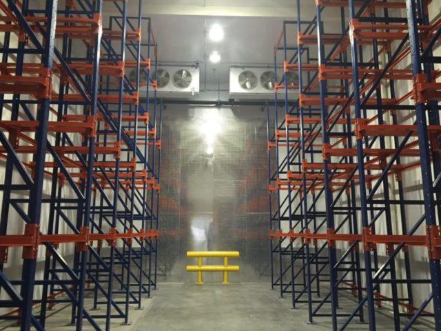 Cool Runnings International Industrial Cold Storage Min EL