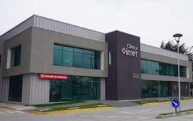 medical center steel building