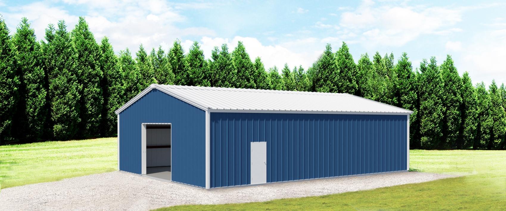 Pre-engineered Steel Building Kits