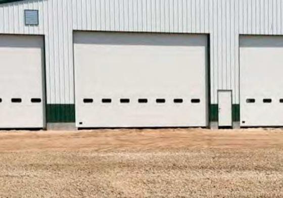 Allied commercial overhead doors