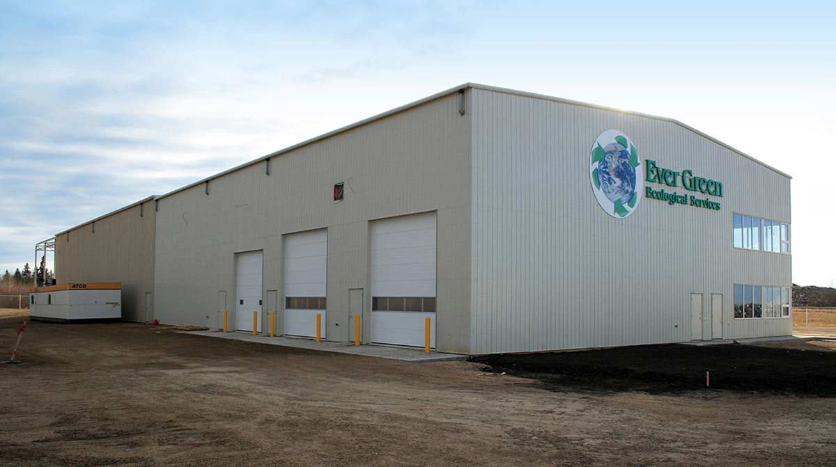 Multi-use industrial steel buildings are ecologically sound