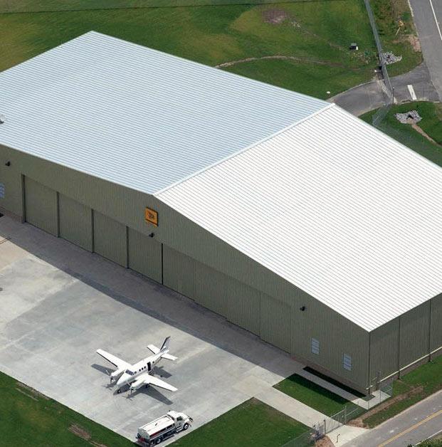 Aircraft Hangar Ventilation : Aircraft hangars airplane hangar steel