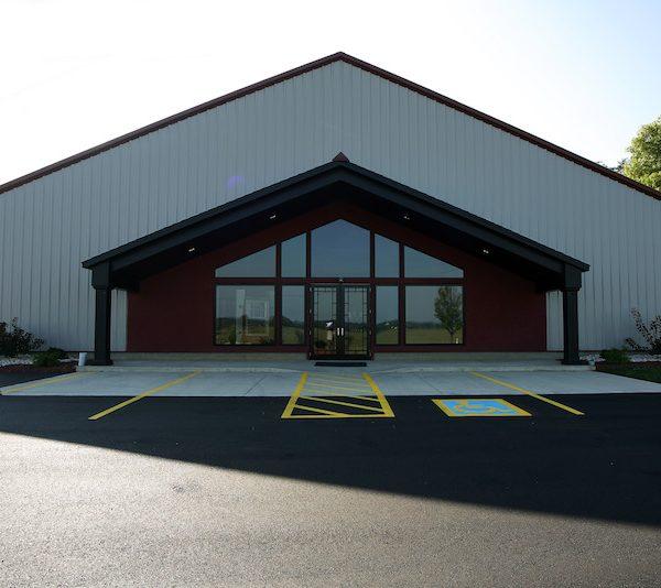 Large Commercial Workshop