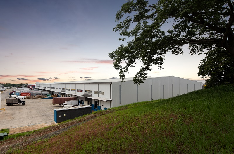 panama distribution center allied steel buildings