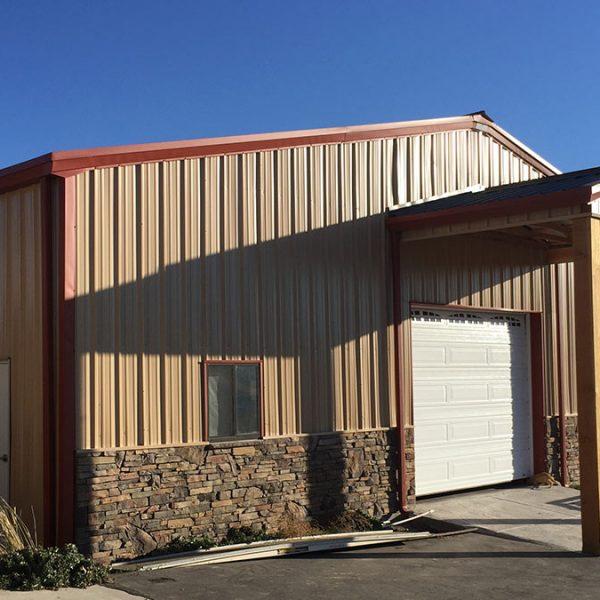 Utah Steel Buildings, Commercial Metal Building Kits
