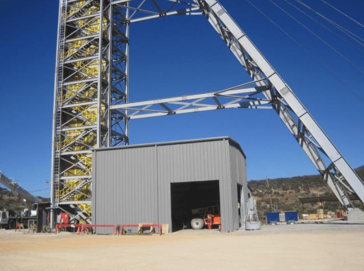 Estructuras met licas prefabricadas allied steel buildings - Estructuras metalicas prefabricadas ...
