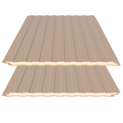 Enhanced Fluted Panel (Wall,Vertical)